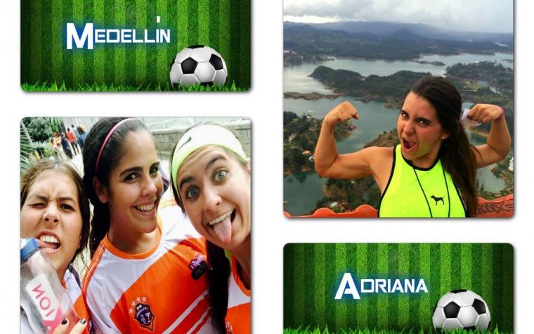 Adriana, como cumbia y vallenato en Colombia | ¡Que Palo ...