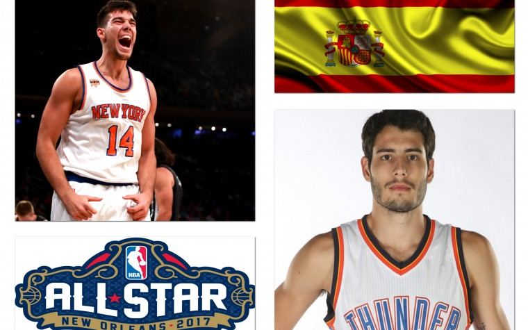 Entran 2 españoles al Rising All-Star NBA