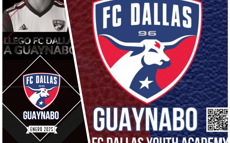 Guaynabo Gol se transforma en FC Dallas