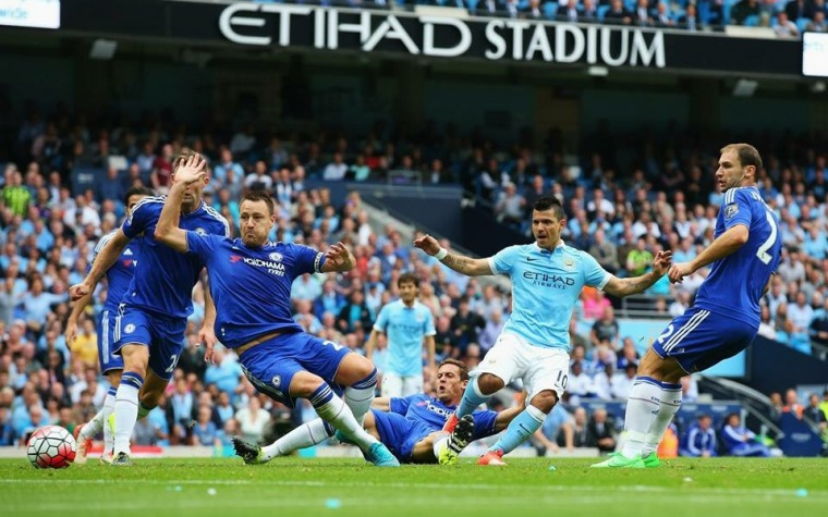 Manchester City manda en la Premier League