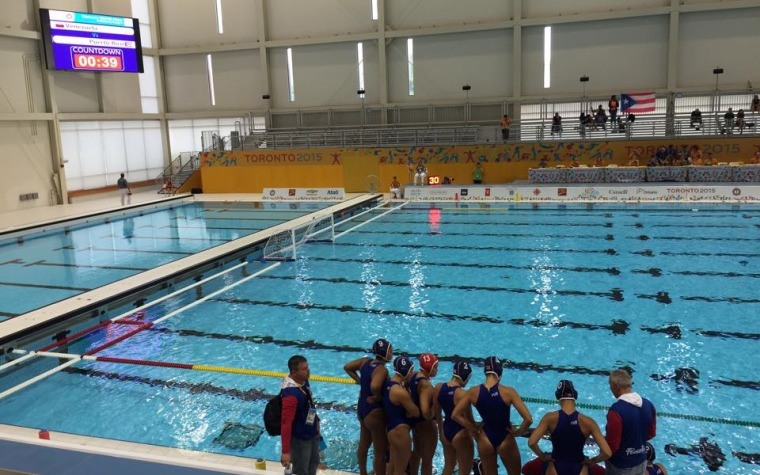 Empate en Water Polo