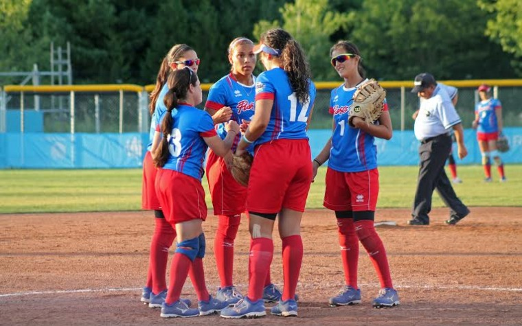 Softball asegura medalla