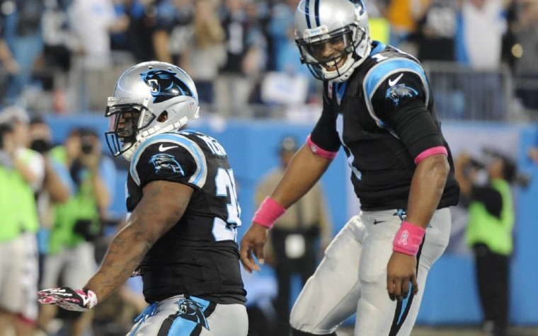 SNF: Panthers mantienen invicto