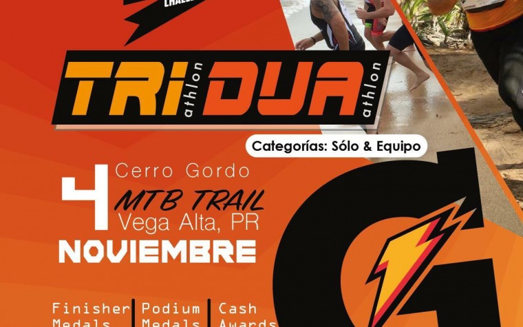 Trail Run: Alternativa súper divertida y retante