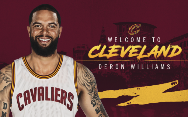 Deron Williams: Base de lujo para Cleveland