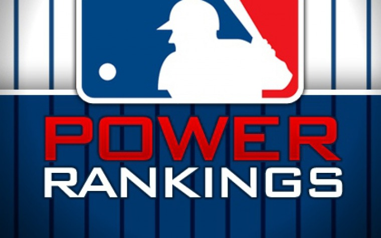 MLB Top-10 Power Ranking