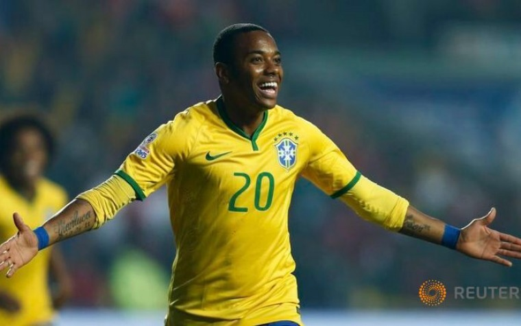 Robinho se va a la China.