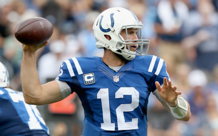 Los Colts están..'Out of Luck'