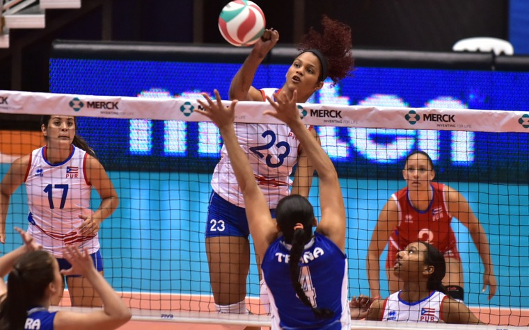 TeamPUR azota en 3 sets