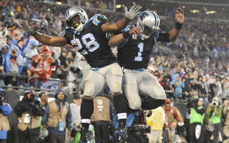 MNF: Panthers mantienen su invicto
