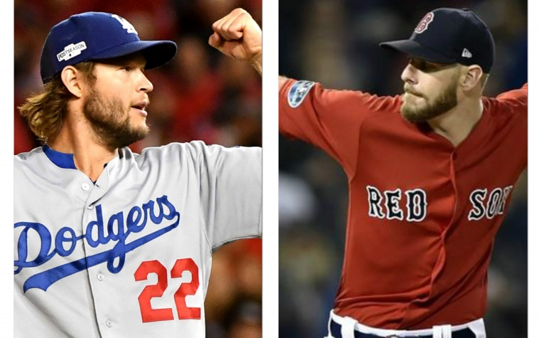 Red Sox vs Dodgers: Coincidencias y similitudes