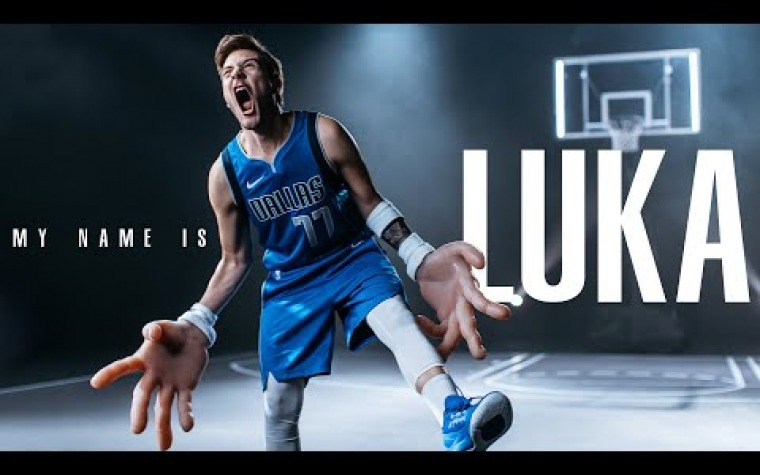 Luka Doncic vs Bad Bunny