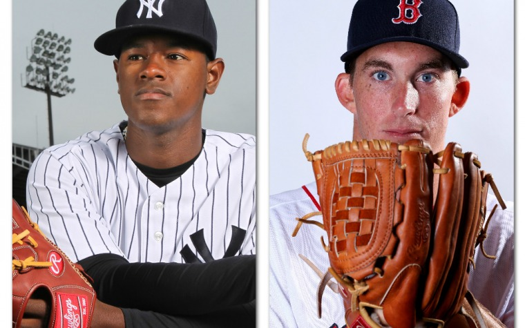 RedSoxVsYankees: Debut Severino y Owens
