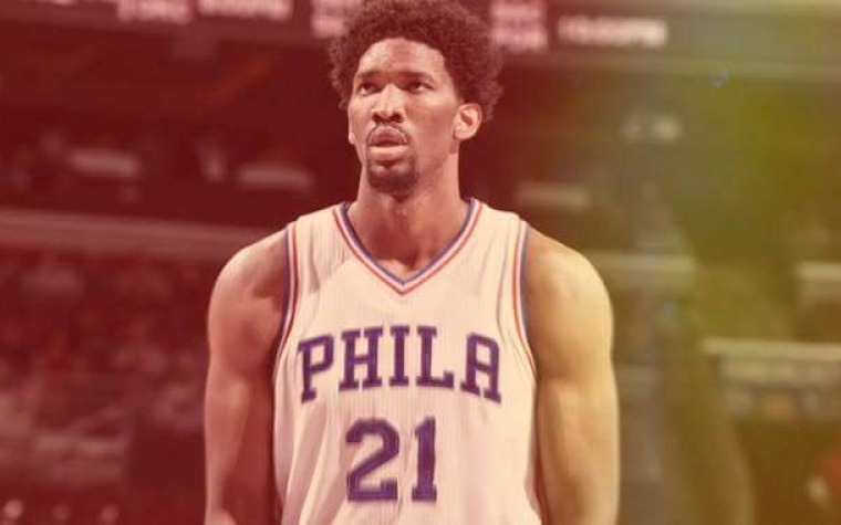 Embiid & Murray escogidos como Novatos del Mes NBA