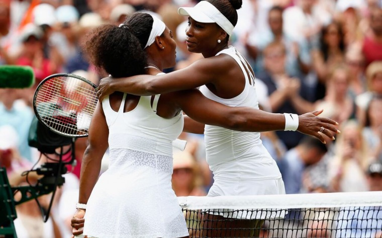 Duelo de las hermanas Williams en Wimbledon