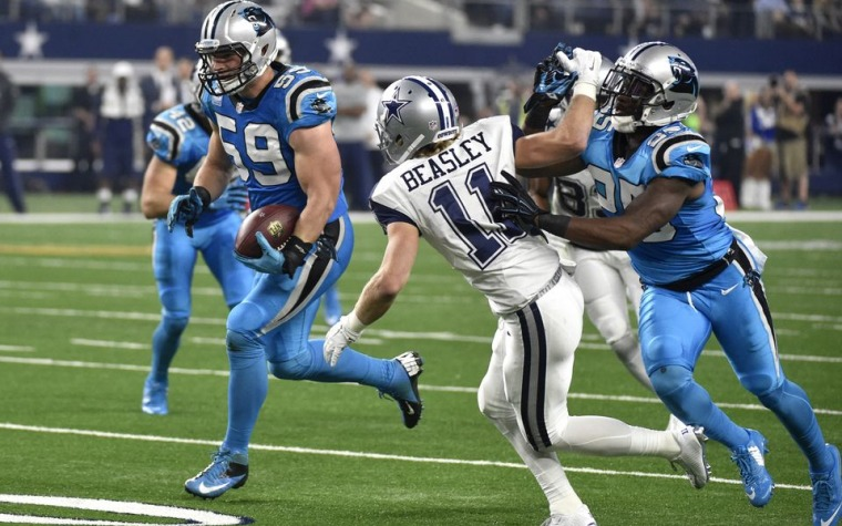 Panthers imparables; Lions ganan 3ero al hilo