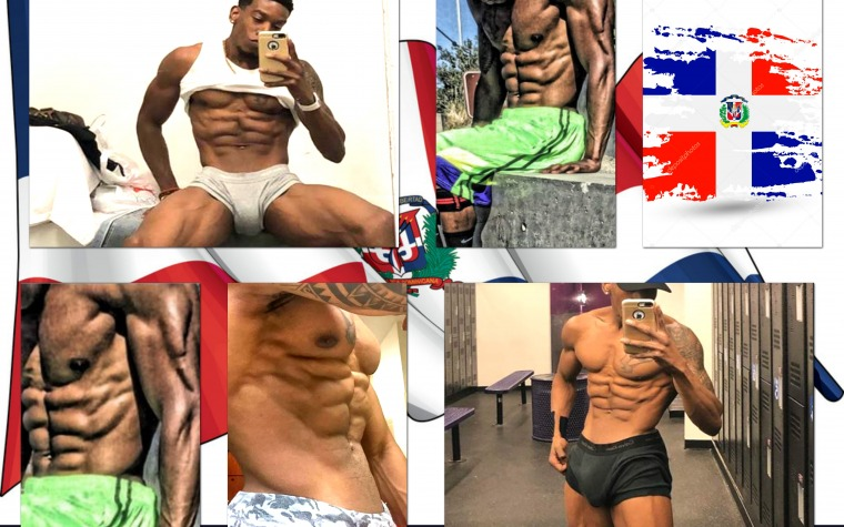 Khamani: 'Abs solutely Dominican Fitness'