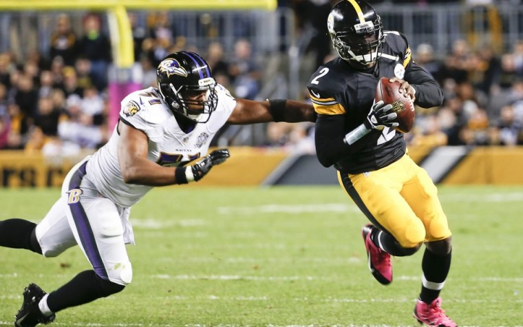 Baltimore sobre Pittsburgh en OT