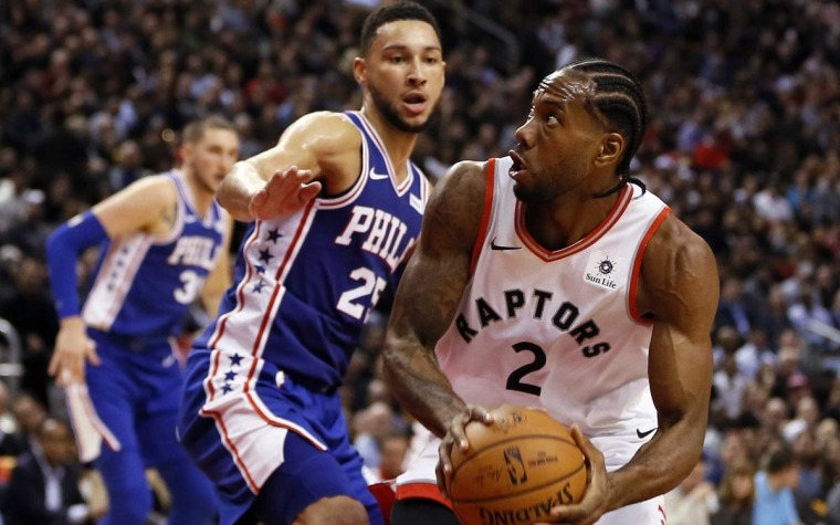 Previa: 76rs vs Raptors
