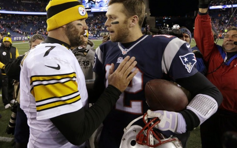 Previa:Steelers vs Patriots